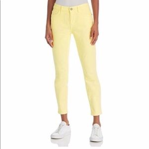{Current Elliott} The Stiletto Cropped Jean 25